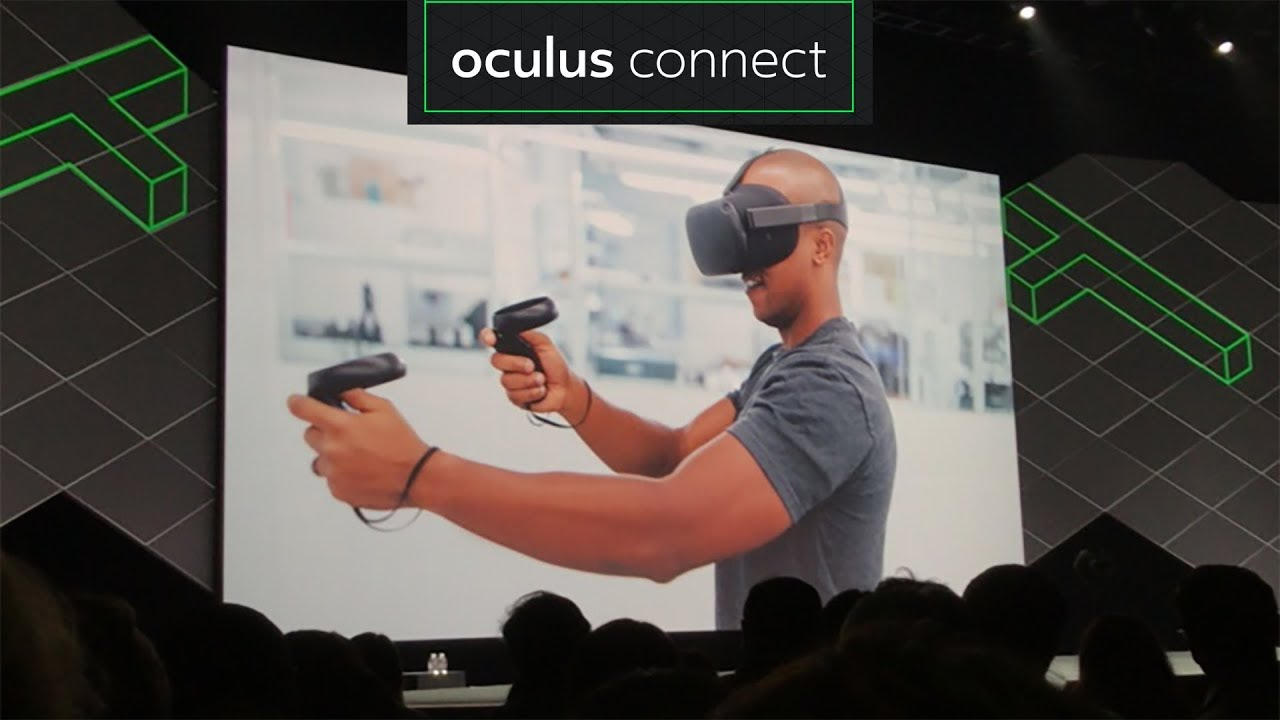Oculus Connect 4 Keynote Summary Vlog - Day 2