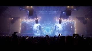 hard bass 2018 team blue live set by isaac psyko punkz sound rush