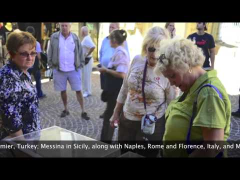 French Hilltop and Seaside Resorts Enchant Carnival Cruisers