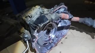 Жесть на СТО вскрыли коробку lexus rx 400 h hibryd