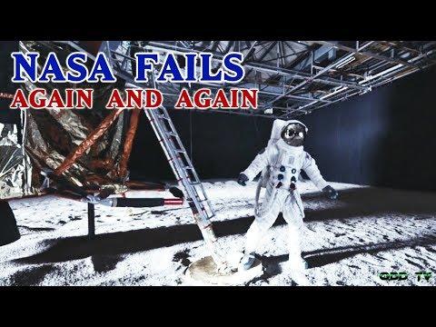 NASA Fails Again & Again | Space is Fake | Glitch on the ISS ▶️️