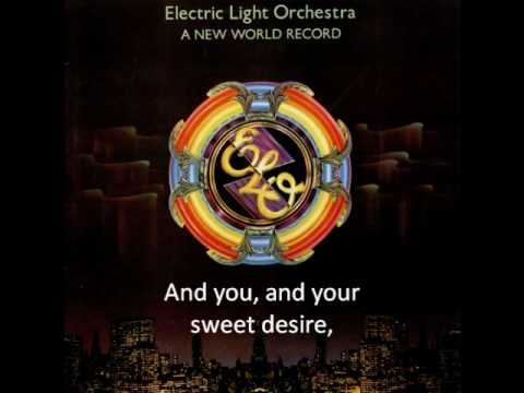 Livin' Thing - Electric Light Orchestra (Lyrics)