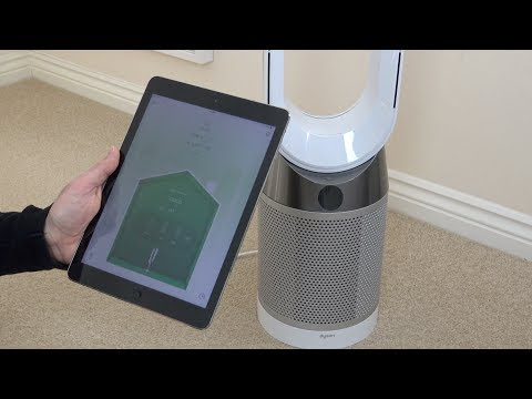 Dyson TP04 Pure Cool Air Purifier Review