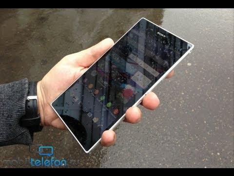 Обзор Sony Xperia Z Ultra: фаблет как он есть (review)