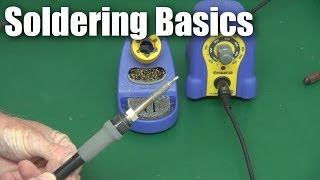 Soldering basics for RC planes