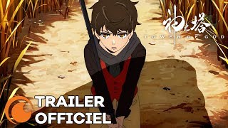 Bande annonce Kami no Tou (Tower of God)