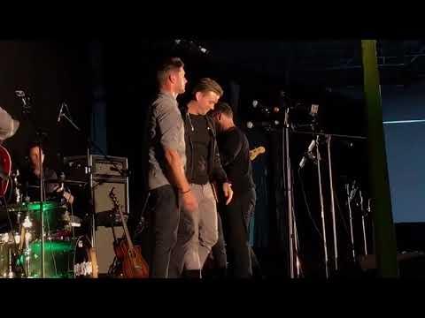 Jensen Ackles and Jake AbelSaturday Night SpecialSPNNJ 2017