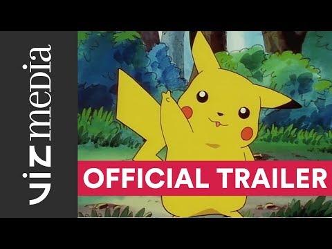 Pokémon: Indigo League, Season 1 on Blu-ray - Official English Trailer