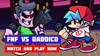 FNF vs Daddico (Friday Night Funkin')