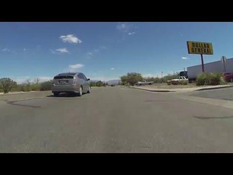 From Benson to St. David, Arizona were Prisoners tar Highway Cracks, 28 March 2016, GP101941
