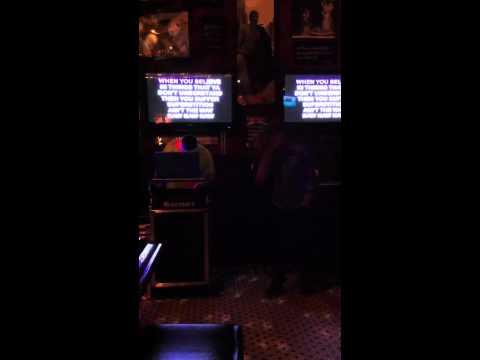 Heath Burgett @ Karaoke