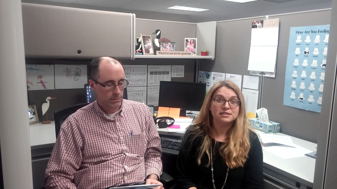 School Counselors At Reach Cyber Charter School Youtube
