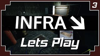 Infra - Whats Under That Blanket - [Part 3][PC GAMEPLAY]