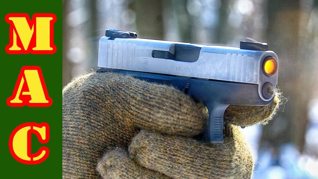 Download New Glock 43X 9mm