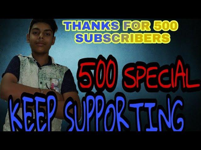 500 SPECIAL FT. URBAN VILLAGERS , TECHNO TFK , SEEKHO AUR SAMJHO AND THE MASTI FILMS