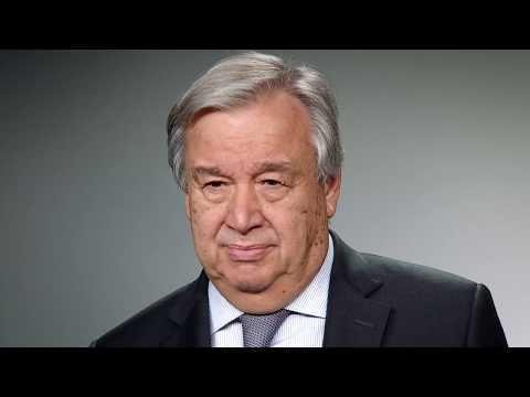 2019 New Year's Video Message - UN Secretary-General António Guterres