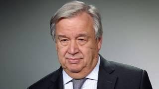 2019 New Year's Video Message - UN Secretary-General António Guterres