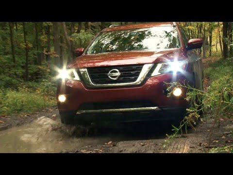 Nissan Pathfinder 2017 Review | TestDriveNow
