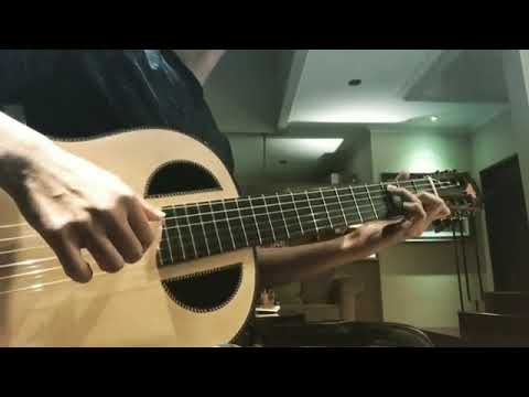 Nice Guitar Instrument By Tohpati