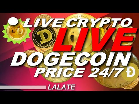 CRYPTO LIVE NEWS DOGECOIN LIVE STREAM NOW | DOGECOIN LIVE CHART LIVE STOCK PRICE 🚀BEST COIN TO BUY!!