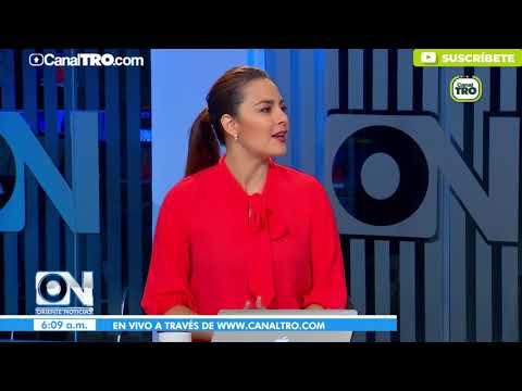 Oriente Noticias primera emisión 27 de junio