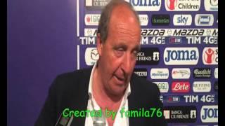 Giampiero VENTURA al termine di Fiorentina-Torino 2-2 del 18-05-2014
