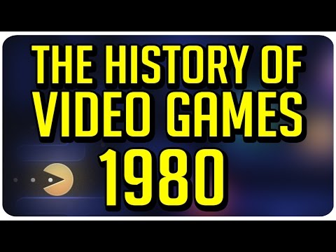 The History of Video Games: 1980
