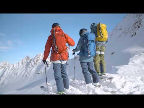 SALEWA presents ski-mountaineering EN