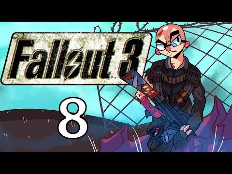 Northernlion Plays - Fallout 3 - Episode 8