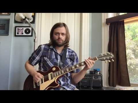 nirvana - love buzz guitar lesson