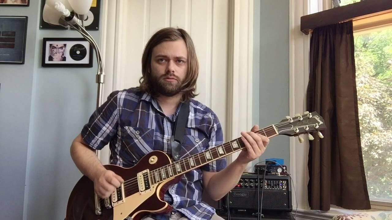 Nirvana   Love Buzz Guitar Lesson