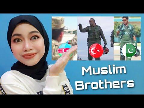 Indonesian Reacts to Azerbaycan-Pakistan-Türkiye Silahlı Kuvvetleri
