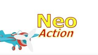 NeoAction - Трейлер развлекательно - развивающего детского канала.