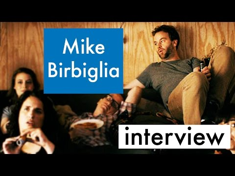 Writer/Director Mike Birbiglia on New Comedy 'Don't Think Twice'