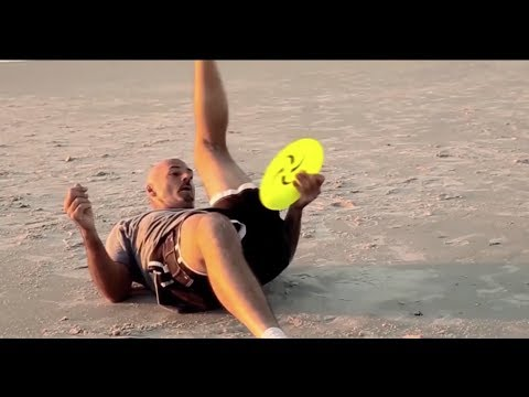 Freestyle Frisbee: Spread the Jam Project (Beach Series feat. Dave Murphy)