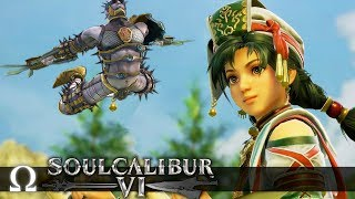VOLDO IS SUCH A WEIRDO! | Soulcalibur VI / Soul Calibur 6 Multiplayer w/Cartoonz