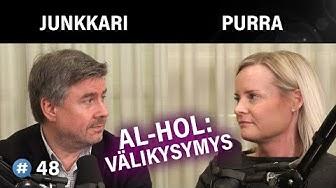 #puheenaihe 48 - Al-Hol: Opposition välikysymys (Marko Junkkari & Riikka Purra)