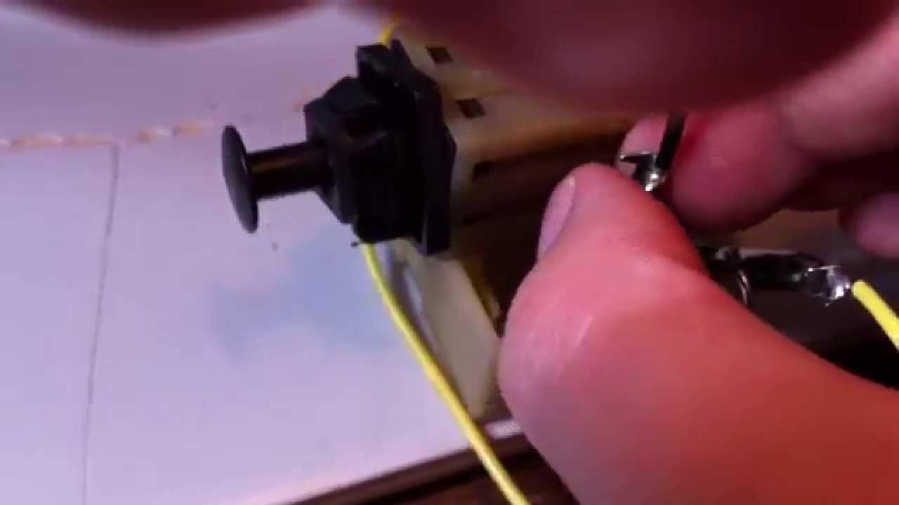 Chrysler brake light switch  Testing the switch  YouTube