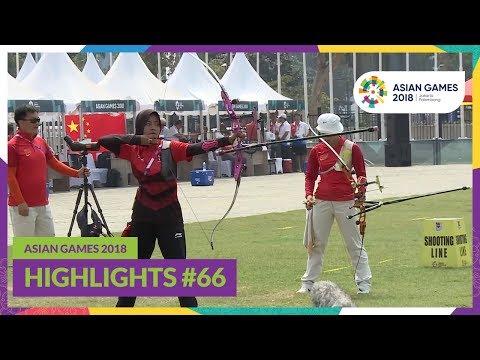 Asian Games 2018 Highlights #66