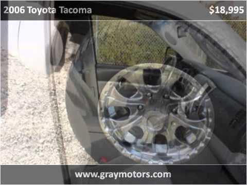 2006 Toyota Tacoma Used Cars Port Angeles Wa