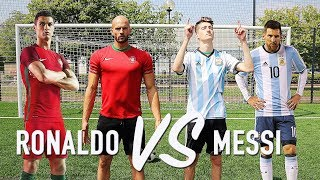 MESSI or RONALDO? The REAL reason you CAN