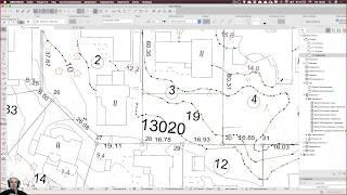 Моделирование ландшафта в ArchiCAD 22