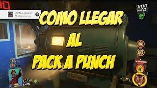 IW Zombies: Como Activar la Energia y llegar al Pack a Punch en Spaceland