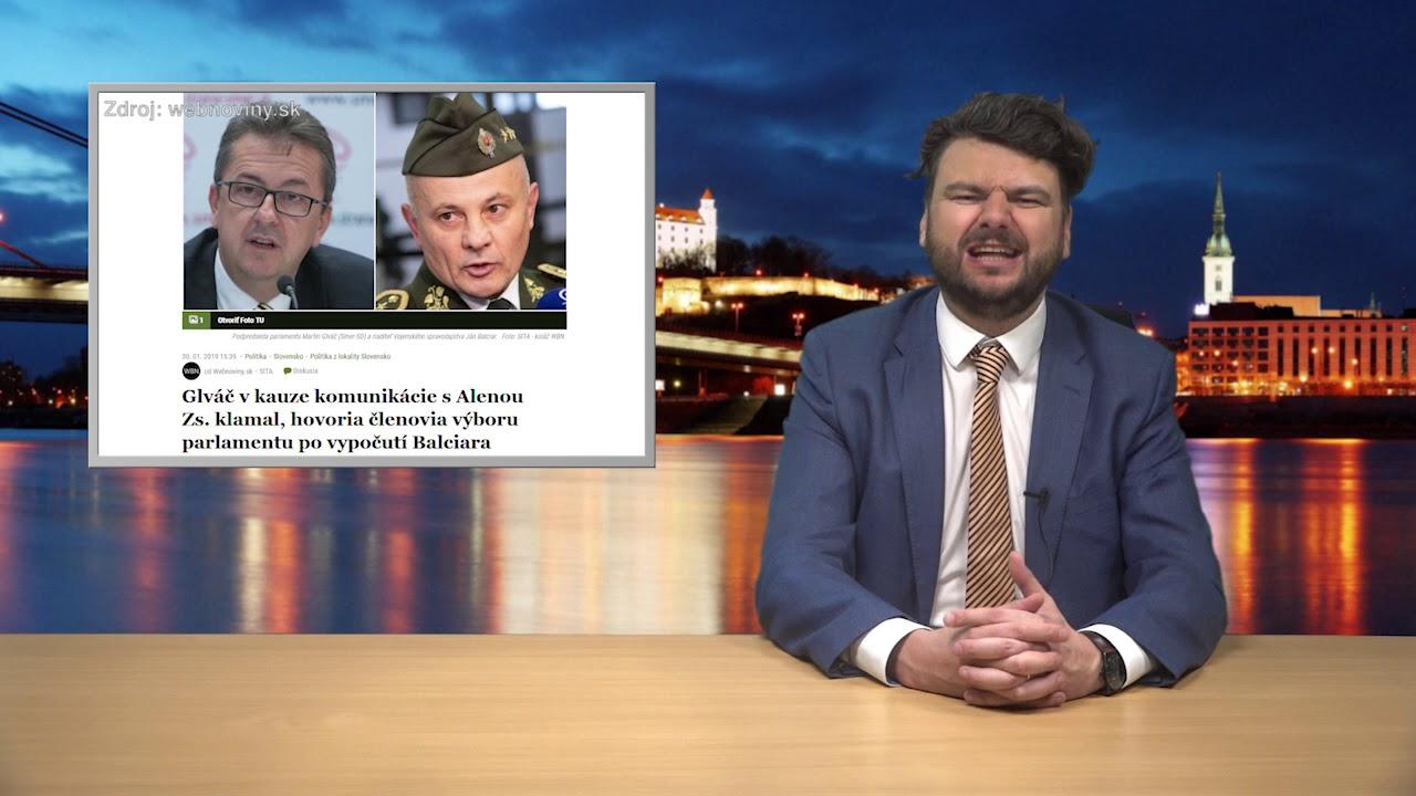 Ťažký týždeň: Glváč sa rád mazná, Fico rád kandiduje