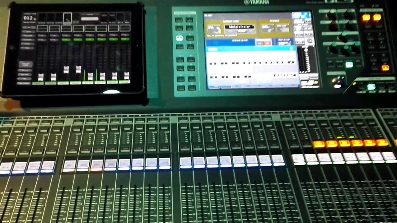 yamaha ql5 stagemix setup do it properly youtube rh youtube com Pm Yamaha 15D Yamaha Mixer Boards