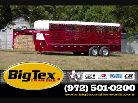 Big Tex Trailers- Dallas
