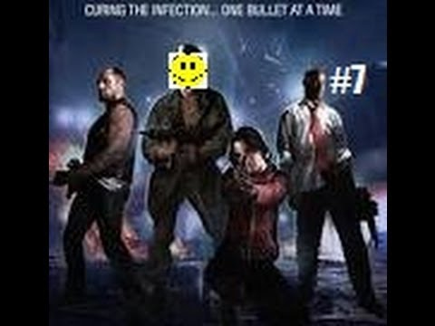 Left 4 Dead No Mercy - Take 2 get to the choppa