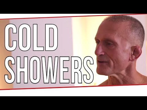 TAKING COLD SHOWERS IS AN ANCIENT REMEDY - Steve Maxwell