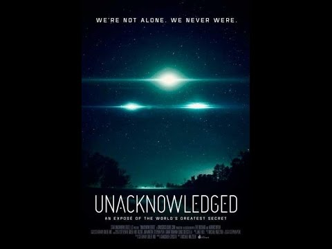 "Dr Steven Greer's ""Unacknowledged"" 2017 Official Trailer"