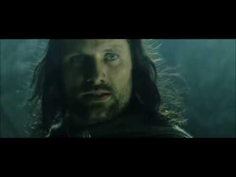 Seigneur des  anneaux et le retour du  roi : rencontre avec les  mort